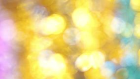 abstract background bokeh christmas Tinsel Unfocused στενός επάνω πυροβολισμός διανυσματική απεικόνιση