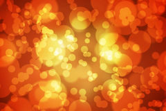Abstract background bokeh circles Stock Photography