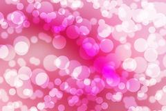 Abstract background bokeh circles. Stock Photo
