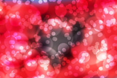 Abstract background bokeh circles. Royalty Free Stock Images