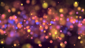Abstract background with bokeh. Defocused backdrop. 3d render stock illustration