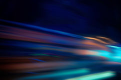 Abstract background with bokeh defocused lights Stock Images