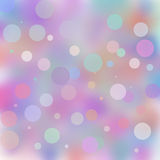 Abstract background bokeh Royalty Free Stock Images