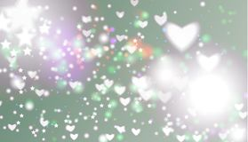 Abstract background with bokeh effect. can be used Stock Images