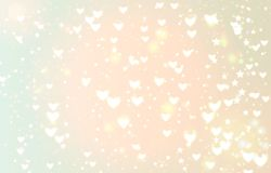 Abstract background with bokeh effect. can be used Royalty Free Stock Photography