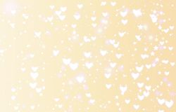 Abstract background with bokeh effect. can be used Royalty Free Stock Photo