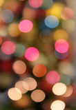 Abstract background bokeh effect Royalty Free Stock Photos