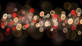 Abstract bokeh background. Abstract background with bokeh effects in red, beige and brown colors Royalty Free Stock Images