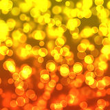 Abstract background with bokeh. Elegant abstract background with bokeh defocused lights Royalty Free Stock Photos