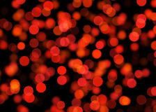 Abstract background with bokeh Stock Image