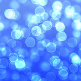 Abstract background with bokeh. Elegant abstract background with bokeh defocused lights and stars Stock Image