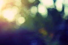 Abstract background with bokeh Royalty Free Stock Images