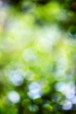 Abstract background with bokeh Stock Photo