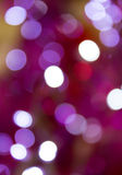 Abstract background with bokeh lights. Blue Festive Christmas elegant abstract background with bokeh lights Stock Photo