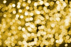 Abstract background bokeh lights. Abstract background bokeh defocused lights Royalty Free Stock Photography