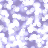 Abstract background with bokeh. Seamless abstract background with bokeh defocused lights Royalty Free Stock Image