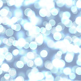 Abstract background with bokeh. Seamless abstract background with bokeh defocused lights Stock Image