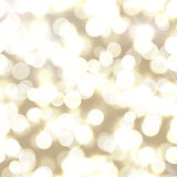 Abstract background with bokeh. Seamless abstract background with bokeh defocused lights and stars Stock Images
