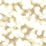 Abstract background with bokeh. Seamless abstract background with bokeh defocused lights and stars Royalty Free Stock Photos