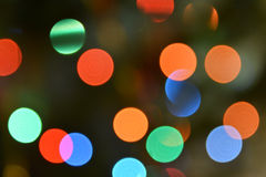 Abstract background bokeh. Stock Image