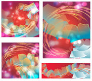 Abstract background with books Royalty Free Stock Photography