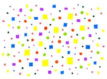 Abstract background with bright pattern. Abstract background with bright color pattern royalty free illustration