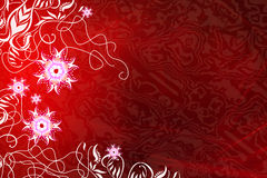 Abstract background. Abstract, bright background with colorful flower Stock Image