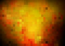 Abstract background Bright. Colorful, square, glowing Stock Photography