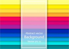 Abstract background in bright colors . Colorful banner template. Painted drawing background vector illustration royalty free illustration