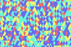Abstract background in bright colors. Vector illustration Royalty Free Stock Image