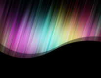Abstract background. Of bright light Stock Images