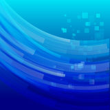 Abstract background bright and light curve blue 010 Royalty Free Stock Images
