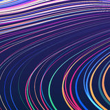 Abstract background with bright rainbow colorful lines wave. Abstract background with bright rainbow colorful lines Royalty Free Stock Images
