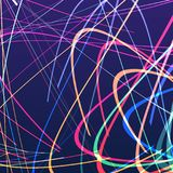 Abstract background with bright rainbow colorful lines wave. Abstract background with bright rainbow colorful lines vector illustration
