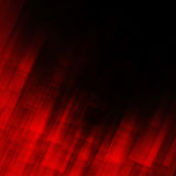 Abstract background with bright shapes. Fire pattern. The empty black space Royalty Free Stock Photo