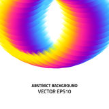 Abstract background bright. Transitions of color and shape. Royalty Free Stock Image