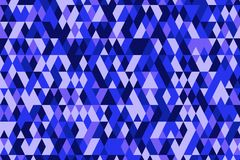 Abstract background in bright colors. Vector illustration. Abstract background with bright triangles . backdrop in blue colors. Vector illustration. A good Stock Images