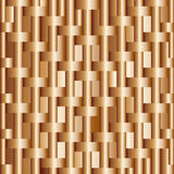 Abstract background with bronze bars. Vector for design workflow stock illustration