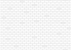 Abstract Background of gray brick wall. Vector design Stock Photo