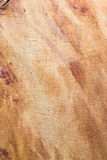 Abstract background of brown paint on canvas.  Stock Image