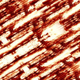 Abstract background with a brown pattern Stock Image