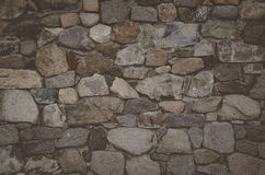 Abstract background with brutal stones. Stone wall abstract background with brutal stones Royalty Free Stock Photos