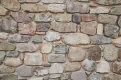 Abstract background with brutal stones. Stone wall abstract background with brutal stones Stock Photo