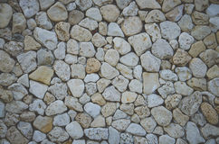 Abstract background with brutal stones. Stone wall abstract background with brutal stones Stock Photography