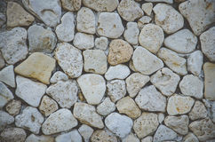 Abstract background with brutal stones. Stone wall abstract background with brutal stones Stock Photos