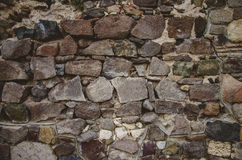 Abstract background with brutal stones. Stone wall abstract background with brutal stones Royalty Free Stock Photography