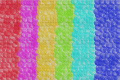 Abstract background bubble texture with various colors. Illustration royalty free illustration