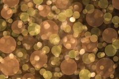Abstract background with bubbles Stock Images