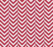 Abstract background. Burgundy and white chevron seamless pattern. Vector background Royalty Free Stock Photography