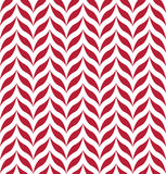 Abstract background. Burgundy and white chevron seamless pattern. Vector background Royalty Free Stock Images